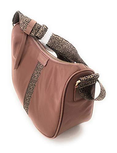 Pink 924111 138 Female Borbonese r10 Bag Luna AOpqxgU