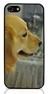 Cute Dog Hard Case for Apple iPhone 5/5S ( Sugar Skull ) BY TOBETO