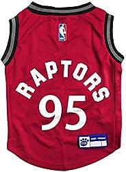 NBA Toronto Raptors Pet Jersey, Small