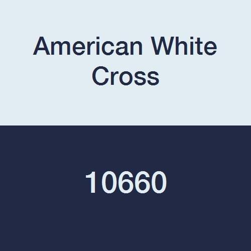 American White Cross 10660 Peanut Sponges, Sterile, 3/8'', 5/Bag, 100 Bag/Case (Pack of 500)