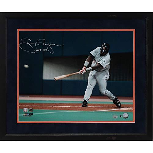 Tony Gwynn San Diego Padres Framed Autographed 16