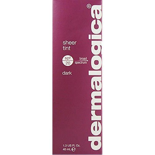 Dermalogica Sheer Tint Dark Spf 20 40ml(1.3oz) Fresh New