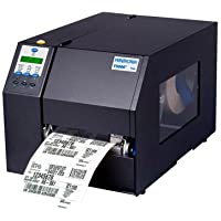 Printronix T5204R Monochrome Desktop Thermal Transfer Printer with Parallel, Serial and USB Ports, 10 in/s Print Speed, 203 dpi Print Resolution, 4.09 Print Width, 110/220 VAC
