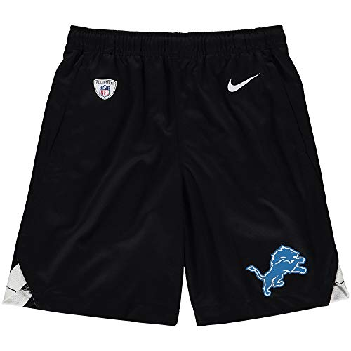 Nike Detroit Lions Performance Knit Shorts (Small)