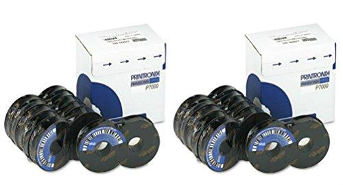 (Printronix 179499-001 (179499001) Ultra Capacity Ribbon for P7000 Spool Printer Series, 12 Ribbons)
