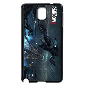 Tom Clancy's Rainbow Si Patriots Samsung Galaxy Note 3 Cell Phone Case Black yyfD-288416