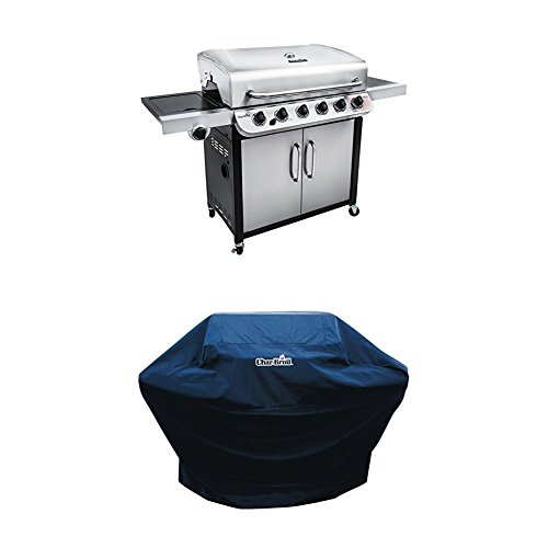 char-broil-performance-650-6-burner-cabinet-gas-grill-with-performance-grill-cover