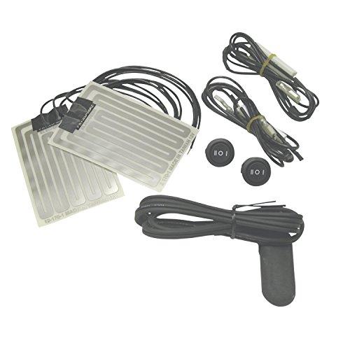 Kimpex Handlebar Grip - Kimpex Adhesive Handlebar Grip Heater & Thumb Warmer Kit 925021