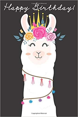 Birthday Book For Messages Wishes Or Journaling Llama Lovers Dadamilla Design 9781729576489 Amazon Books