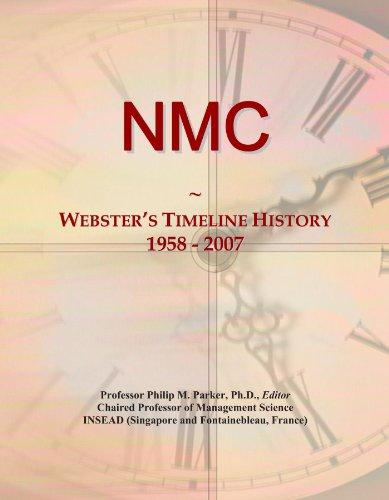 NMC: Webster's Timeline History, 1958 - 2007