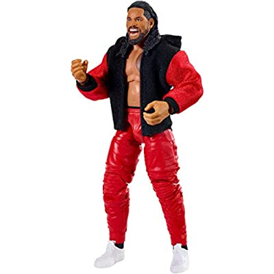 WWE Jimmy Uso Elite Collection Action Figure: Toys & Games