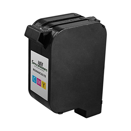 Speedy Inks - Remanufactured Replacement For HP 78 C6578D Tri-Color Ink Cartridge