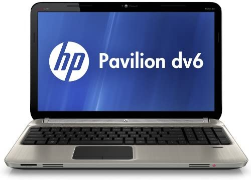 HP Pavilion dv6-6b01ss - Ordenador portátil 15.6 pulgadas (core i5 ...