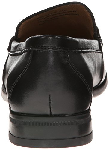 Nunn Bush Mens Glendale Bit Slip-On Loafer Black IaYk1ug71