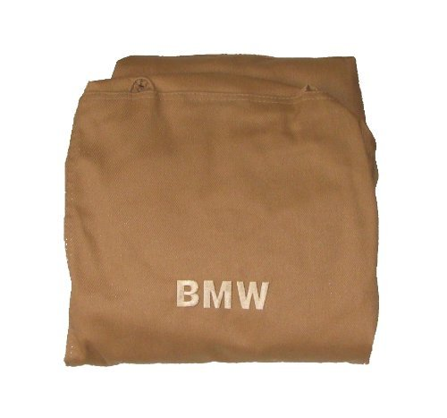 BMW Genuine Seat Cover Tan Beige Color for E46 3 Series (1999 to 2005); E65 E66 7 Series (2000 to 2007)