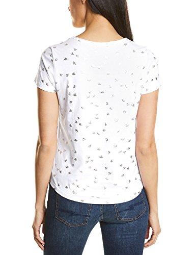 white Camiseta 20000 Street Multicolor Para Mujer One xCHxTqXBw
