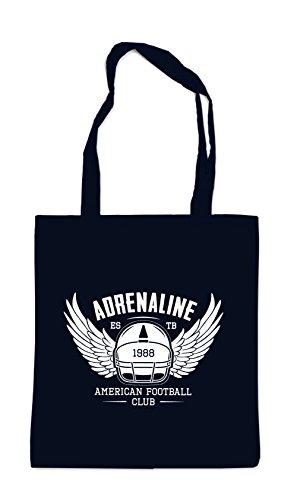 Adrenaline Helmet Bolsa Negro Certified Freak
