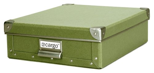 cargo Naturals Stationery Box, Sage, 8-Pack