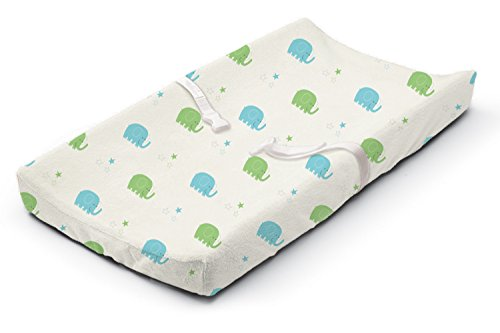 Summer-Infant-Ultra-Plush-Changing-Pad-Cover-Elephant-March