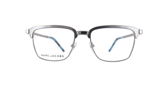 ceb149f0ae Marc Jacobs Lunettes de vue homme MARC146 Semi-Matte Dark Ruthenium ...