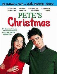 Petes Christmas Blu Ray Dvd   Vudu Digital Copy  2013