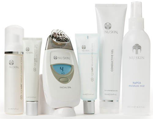 Nuskin Galvanic Spa System w/ ageLoc Package by Nu Skin by Nu Skin