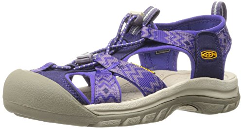 KEEN Women's Venice H2 Hiking Shoe, Astral Aura/Liberty, 5 M US by KEEN