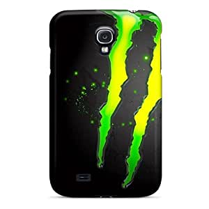 For Bangongphone99 Galaxy Protective Cases, High Quality For Galaxy S4 Monster Enegry Drink Skin Cases Covers