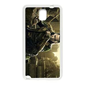 The Dark World And Tom Hiddleston Cell Phone Case for Samsung Galaxy Note3