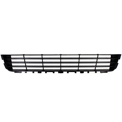 (Partomotive For NEW 06-09 Milan Front Bumper Grille Assembly w/o Grill Bar FO1036120 6N7Z8200BA)