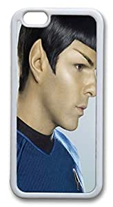 iphone 6 4.7inch Case and Cover Star Trek Spock TPU Silicone Rubber Case Cover for iphone 6 4.7inch White by runtopwellby Maris's Diary