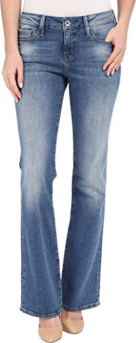 Mavi Jeans Women's Ashley in Indigo Brushed Vintage Indigo Brushed Vintage 25 (Five Button Vintage Jeans)