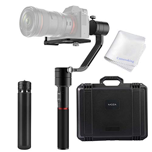 MOZA Air 3-Axis Handheld Gimbal Video Stabilizer+Dual Handle