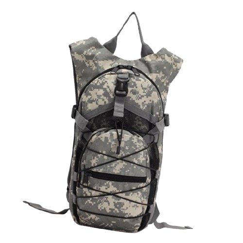 AOKALI Rucksack Nylon-Rucksack Tasche für Outdoor-Aktivitäten Rucksack Unisex - Desert Camouflage ACU Digital mKXZvamQXO