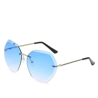 xinrongqu Gafas De Sol - Gafas De Moda Con Montura Europea Y ...