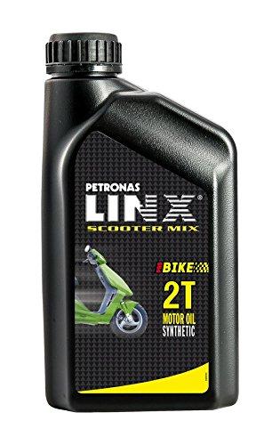 Petronas Aceite Motor Scooter Mix 2T sintético (Aceite Motor ...