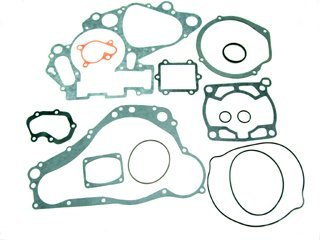 Outlaw Racing OR3755 Complete Full Engine Gasket Set Suzuki RM250 1994-1995 Dirt Kit