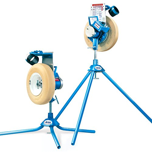 Jugs Junior Baseball and Softball Pitching Machine by Jugs