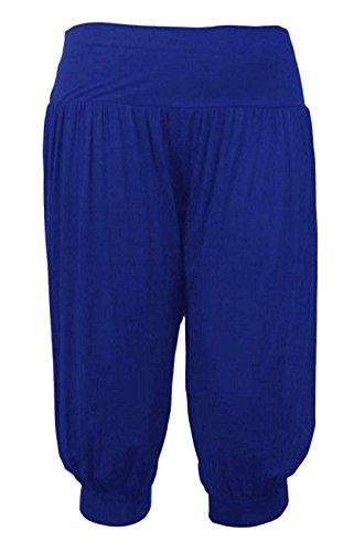 Fashion & Freedom - Pantalón - para mujer azul real