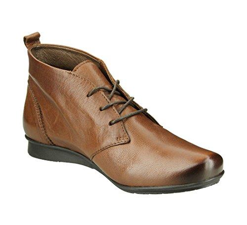 Robin Women's Boot up Lace Taos Cognac Deep 70qTOnw