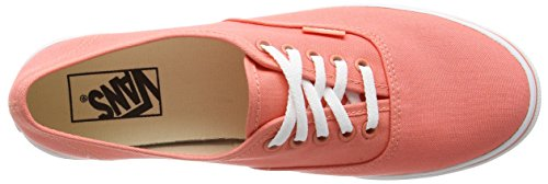 Sneaker Fusion Authentic Unisex Coral True White Pro Lo Erwachsene Vans Orange xTpwCqT0