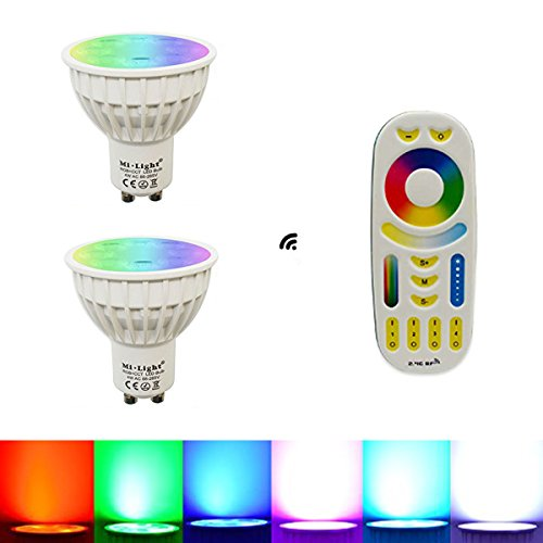 Mi light Dimmable Spotlight Remote Controlled product image