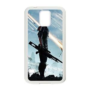 Mass Effect 3 Samsung Galaxy S5 Cell Phone Case White Gimcrack z10zhzh-3042104
