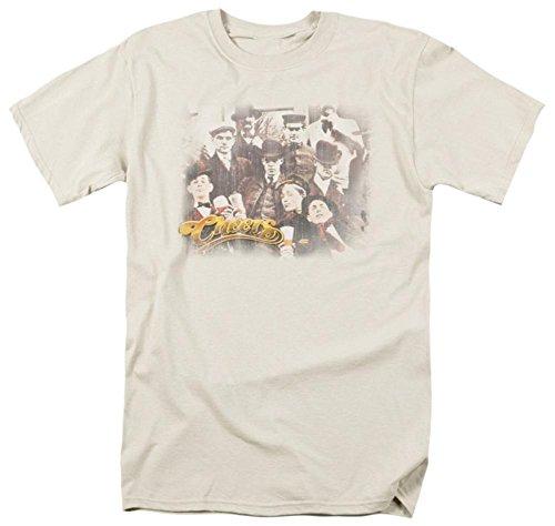 Cream Adult Shirt - 8