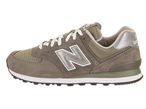 New Balance ML574 D Herren Low-Top Sneakers Grau