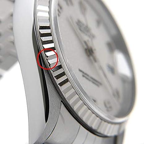 58100a529e Amazon | ロレックス デイトジャスト W番 16234 ホワイト彫りコンピューター/アラビア[中古]メンズ [並行輸入品] |  並行輸入品・逆輸入品・中古品(メンズ) | 腕時計 ...