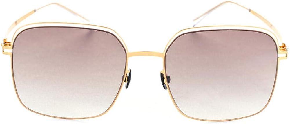 hqpaper Lunettes de soleil personnalité mode jeunesse lunettes décoratives Lunettes de soleil de style européen et américain Black And White Tea