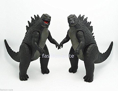 Lot 2 pcs Set New 2014 Movie Godzilla Monsters action Toy