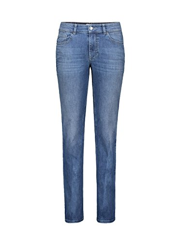 Jambe Femme Straight Droite Coupe Angela MAC D640 Jean 4F7WS