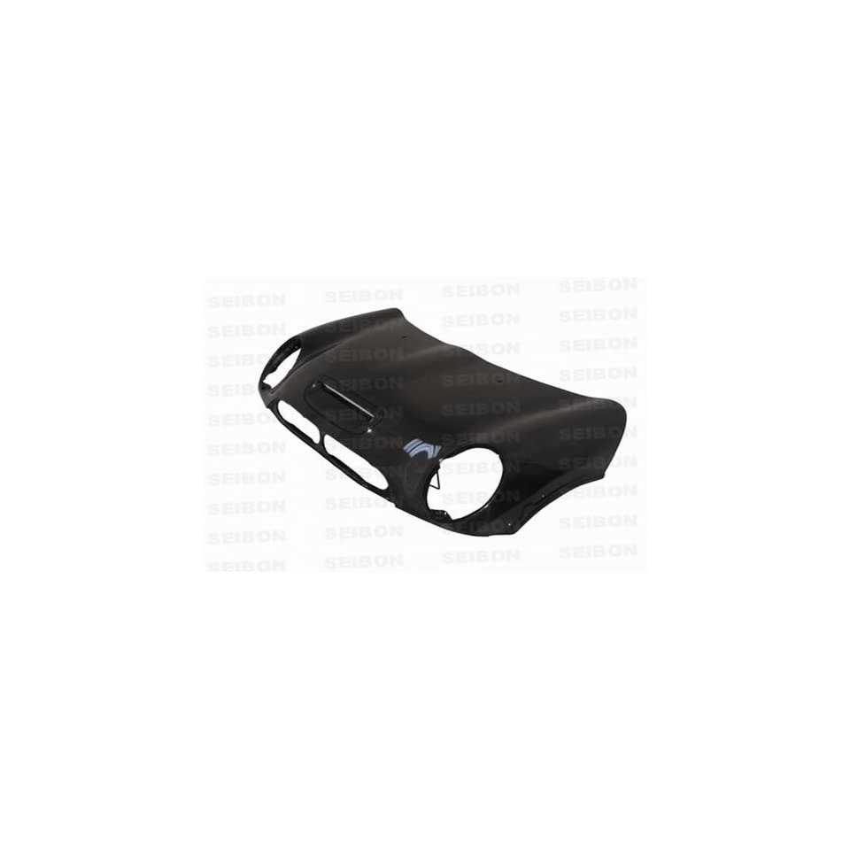 Seibon Carbon Fiber OEM Style Hood Mini Cooper 02 06